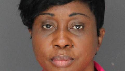 Marcia Campbell of Spring Valley is accused of stealing $30,000 from a Key Bank customer's account.