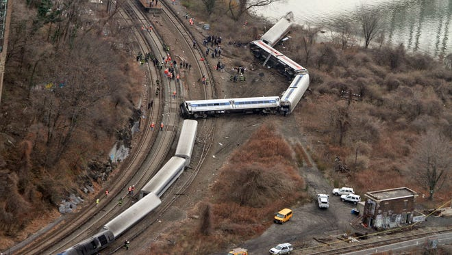 In December 2013, Metro-North engineer William Rockefeller apparently fell asleep before his train derailed in the Bronx, killing four passengers. Rockefeller was later diagnosed with sleep apnea.