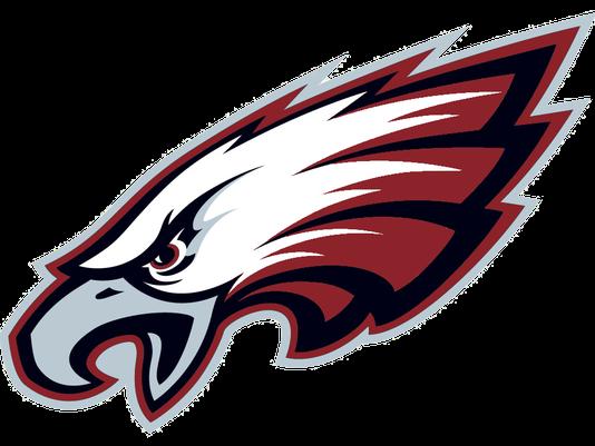 Nfl Team Logo Junior Size Football Philadelphia Eagles Wilson Sporting Goods