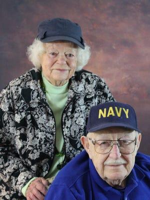 Mr. and Mrs. Michael Vincent & Elsie Marie (Simons) Creamer