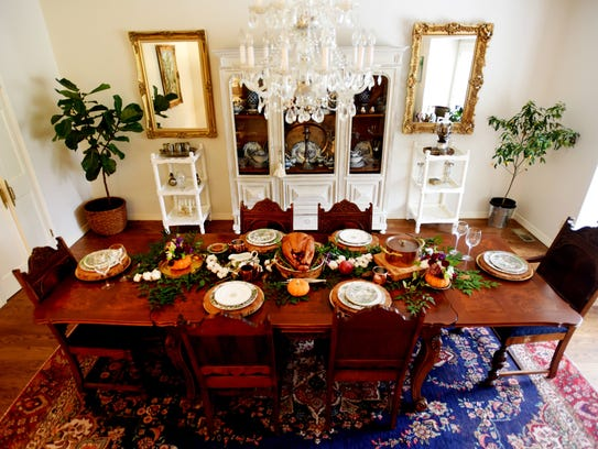 Thanksgiving traditions in Louisiana range from traditional