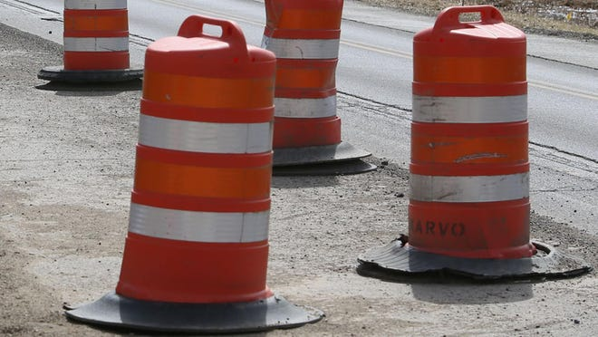 The intersection of W. Thornton Street at Laurel Avenue will be closed for about a week.