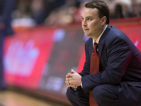 Archie Miller and IU have one more tuneup game before