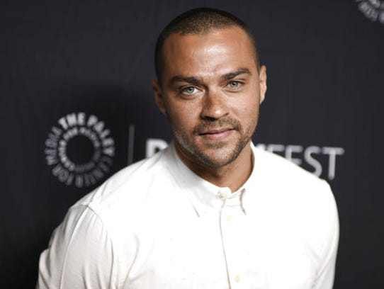FILE - In this March 19, 2017, file photo, Jesse Williams