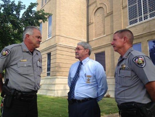 Autauga deputies honored for saving baby's life.