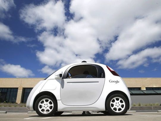 While Google's self-driving car fleet has been testing