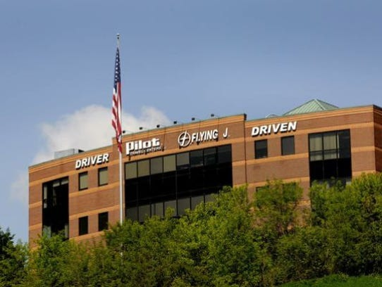 The federal trial of eight former Pilot Flying J executives