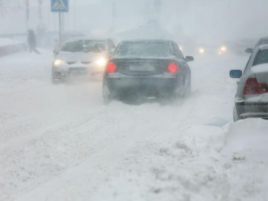 Livingston County is expected to see up to 9 inches
