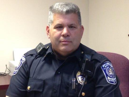 Hellam Township Police Chief Doug Pollock