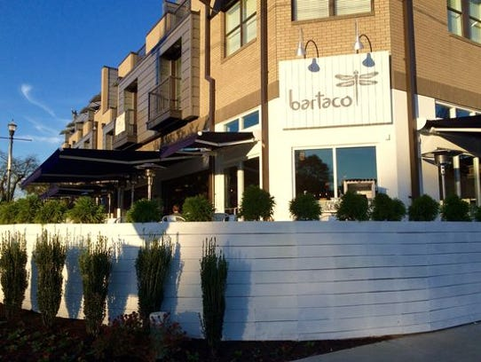 Bartaco is among the newer restaurants in 12South,