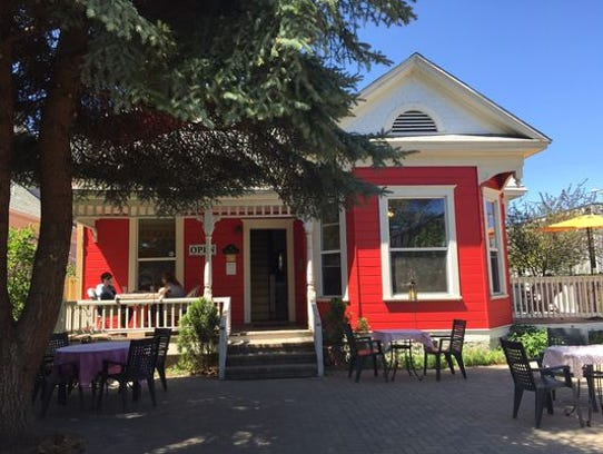 Daughters Cafe is a quaint breakfast and lunch restaurant