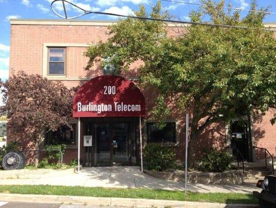 "Burlington Telecom was named on a list of the ""12 most"