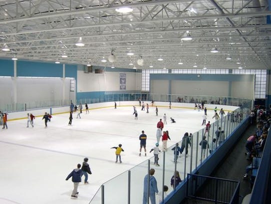 Cool your heels on a hot summer day at Mennen Arena in Morris Twp.