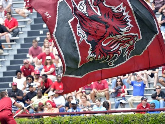 South Carolina athletics director Ray Tanner has submitted