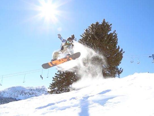 For more information about the Ski Apache Terrain Park