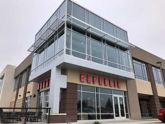 Burger Republic is now open in Providence Station.