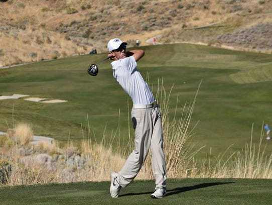 Grant Booth was the first Wolf Pack golfer to reach an NCAA Regional since 2012. Booth, who set Nevada's single-season average scoring record, placed 27th in the Stanford Regional.