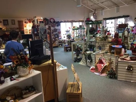 The Holly Shoppe, located within the Aging and Disability
