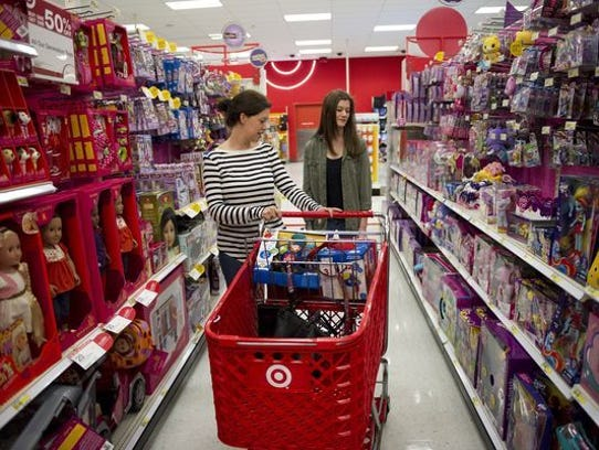Some customers were upset over Target's bathroom policy