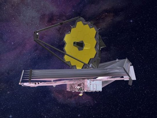 "The St. Cloud State University Planetarium's presentation ""First Light of the James Webb Space Telescope & the March Night Sky"" is set for Friday, with shows at 5 and 6 p.m."