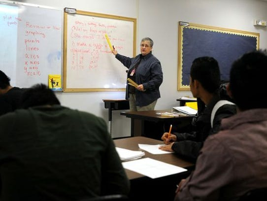 Buncombe County Schools' students speak over 55 languages