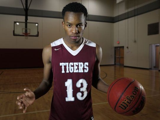 Tindley's Eric Hunter named City Player of Year for