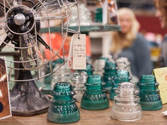 More than 100 vendors will offer a diverse array of vintage clothing, furniture, jewelry and more.