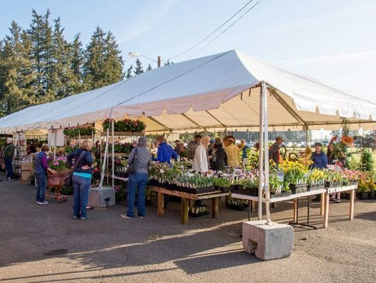 Gardenpalooza is coming to Aurora from 8 a.m. to 4 p.m. Saturday, April 7.