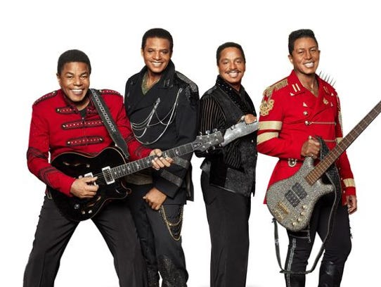 The Jacksons will receive a key to the city of Detroit,