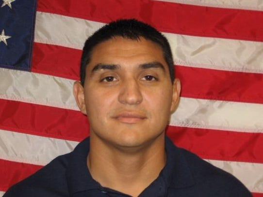 U.S. Marshal Christopher Hill