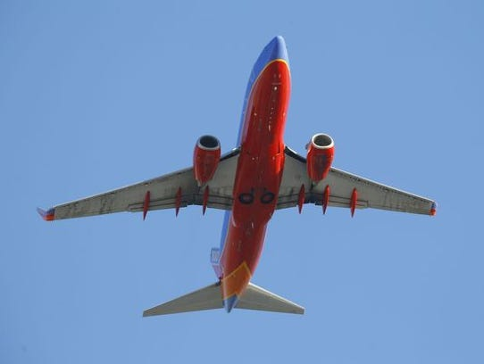 Southwest Airlines Oklahoma City To Atlanta