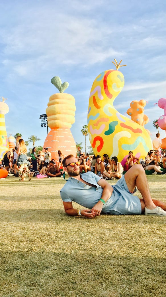 """The """"RompHim"""" is particularly practical for music festivals."""