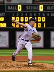 Louisiana Tech's Nate Harris is 8-0 on the season with