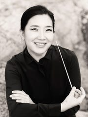 Korean conductor Eun-Sun Kim will become the first