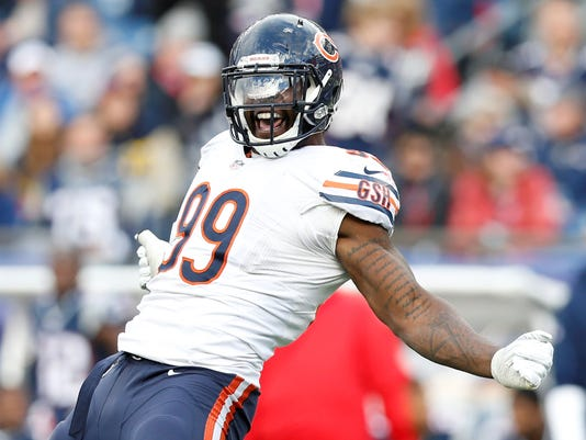 NFL: Chicago Bears at New England Patriots