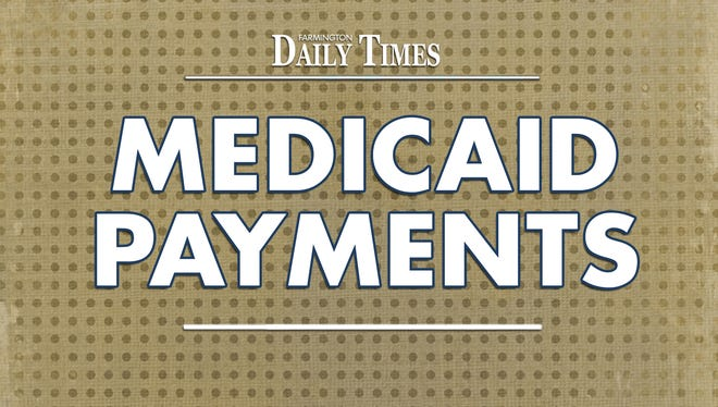 Medicaid payments