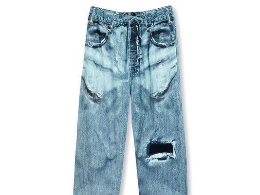 'Jeans' lounge pants