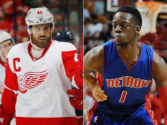 Red Wings Pistons