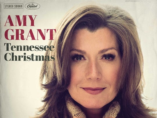 """""""Tennessee Christmas,"""" Amy Grant's fourth seasonal album, was released this October."""