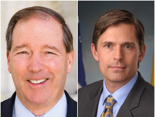 Tom Udall and Martin Heinrich