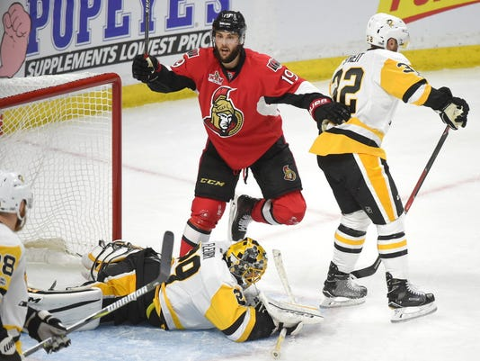 USP NHL: STANLEY CUP PLAYOFFS-PITTSBURGH PENGUINS S HKN OTT PIT CAN ON