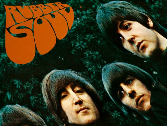 """Rubber Soul"" was the sixth album by The Beatles."