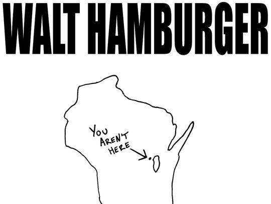 Walt Hamburger's second album one One Week Records