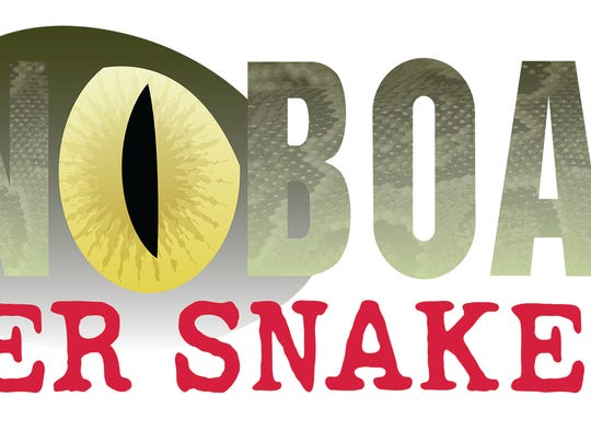 """The """"Titanoboa"""" exhibit will be at the Mississippi Museum of Natural Science Jan. 28 - April 23."""
