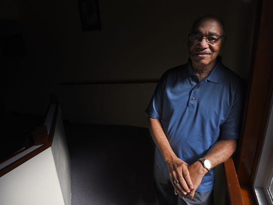 Pastor Thomas Hunt is retiring from the Providence