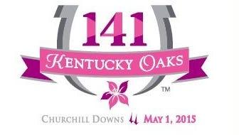 Churchill Downs' 2015 Derby and Oaks logo.