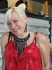 Amber Lane was fatally shot at her Palm Springs home on Nov. 20. Her son, Brian Conroy, is suspected of shooting her.
