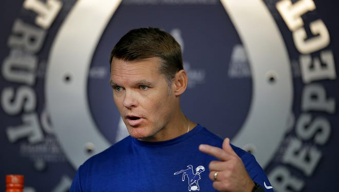 Colts general manager Chris Ballard has said he believes his team will be better in October and November than they were in September. With three division games coming up, it'll be a crucial test for his team.