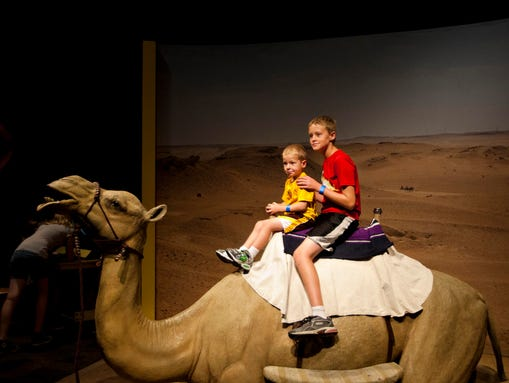 45. Arizona Science Center | The museum offers permanent