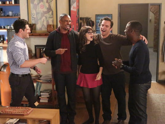 Nov. 5: 'New Girl' (Fox)